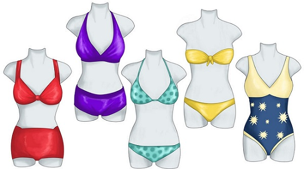 How to Choose Swim Bra