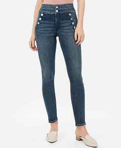 "JFK Skinny 29"" Icicle – The Best Skinny Jeans for Women"