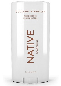 Native Deodorant Coconut and Vanilla