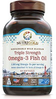 NutriGold Krill Oil Gold