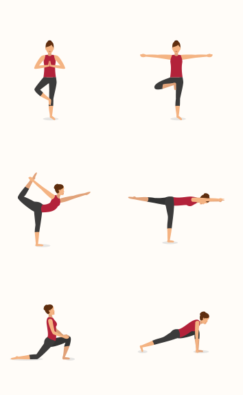 10 Easy Yoga Poses Every Beginner Can Do Empovered Zine