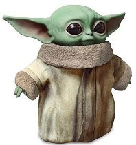 Baby Yoda Plush - unique gifts for her