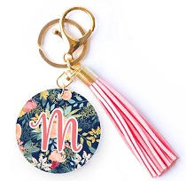 Custom Monogram Keychains – Super Cool Gifts for Women