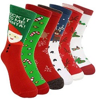 Festive Socks - top gifts for women