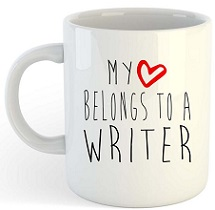 Writer Mugs - gifts for her