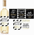 5 Wine Labels for Retired Women