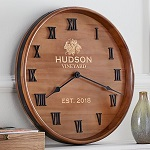 Retirement Gifts - Personalized Retirement Clock
