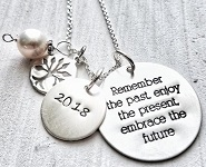 Retirement Necklace for Women