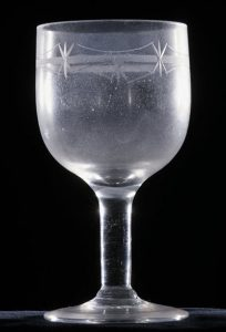 What is Glassware Etching