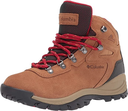 Columbia Newton – Top Rated Women's Hiking Boots