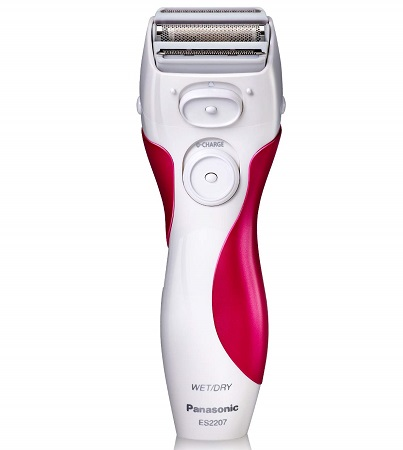 Panasonic ES2207P – Best Electric Razor for Women's Public Area