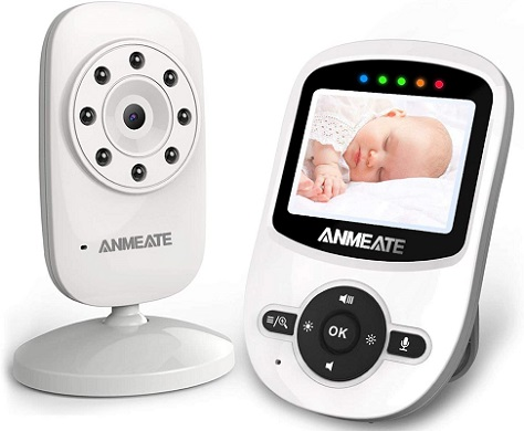Anmeate Baby Monitor