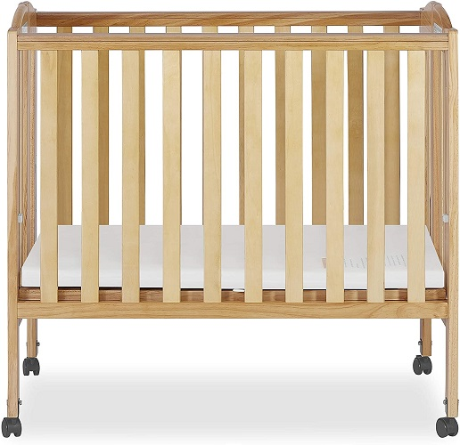 Dream On Me Stationary Side Crib