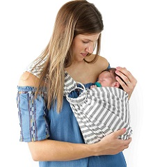 4 in 1 Baby Wrap Carrier by Kids N' Such