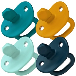 Boon Jewl Orthodontic Silicone Stage Pacifier