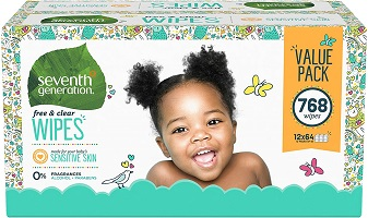 Seventh Generation Baby Wipes